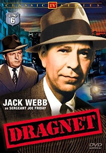 Dragnet Volume 6 DVD Nr
