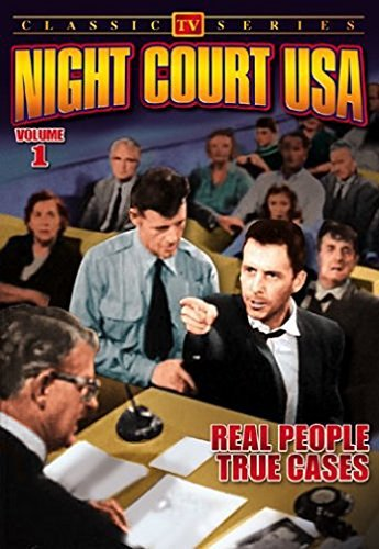 Night Court Usa Night Court Usa Vol. 1 Bw Nr