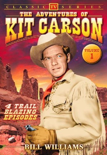 Adventures Of Kit Carson Adventures Of Kit Carson Vol. Bw Nr