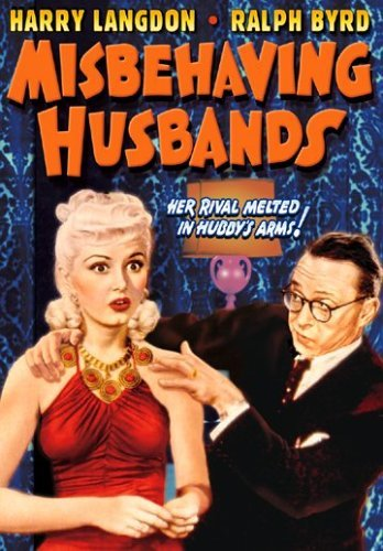Misbehaving Husbands Langdon Harry Bw Nr