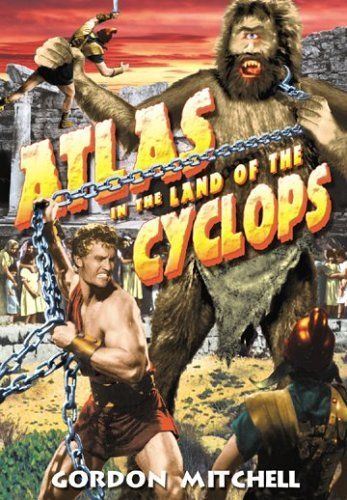 Atlas In The Land Of Cyclops Mitchell Gordon Nr