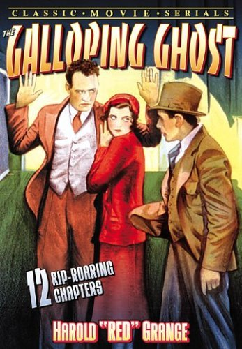 Chapters 1 12 Galloping Ghost Bw Nr