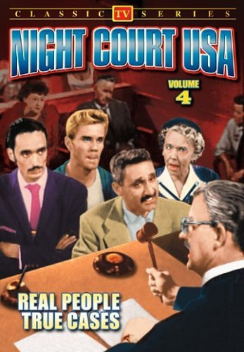 Night Court Usa Night Court Usa Vol. 4 Bw Nr