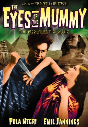 Eyes Of The Mummy (1922) Negri Jannings Bw Nr