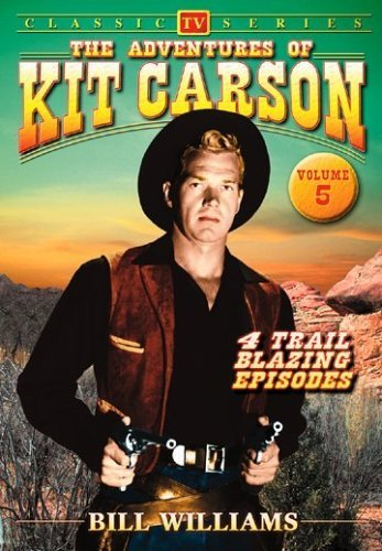 Adventures Of Kit Carson Vol. 5 Bw Nr