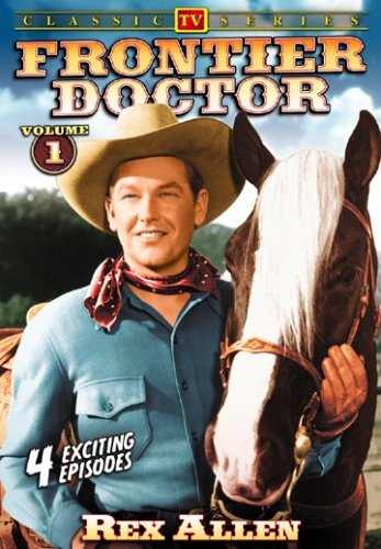 Vol. 1 Frontier Doctor Bw Nr