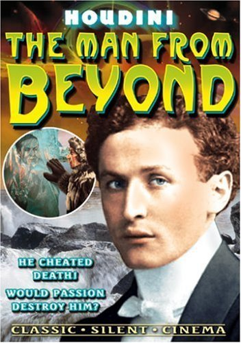 Man From Beyond (1922) Houdini Harry Bw Nr
