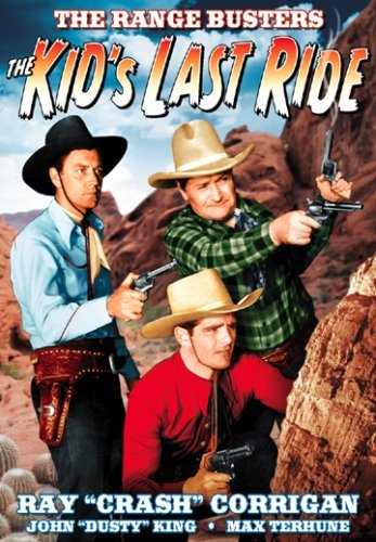 Kid's Last Ride (1941) Corrigan Terhune King Bw Nr