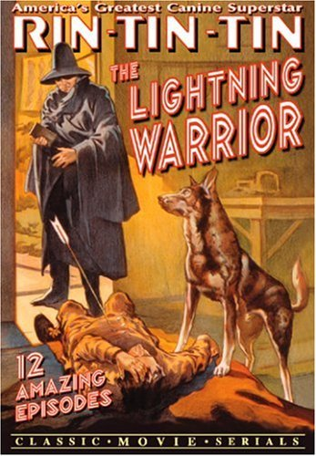 Rin Tin Tin Maynard Lightning Warrior Bw Nr