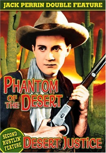 Desert Justice Phantom Of The Perrin Jack Bw Nr