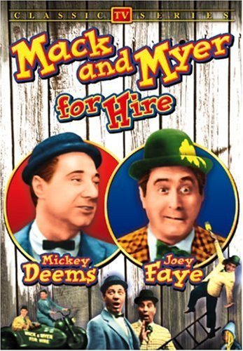 Deems Faye Mack & Meyer For Hire Bw Nr