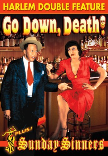 Go Down Death Sunday Sinners Harlem Double Feature Bw Nr