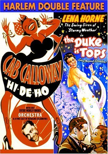 Hi De Ho Duke Is Tops Harlem Double Feature Bw Nr