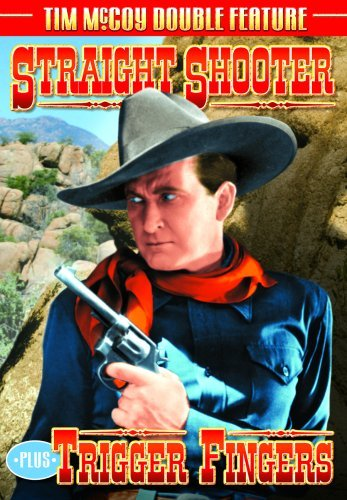 Straight Shooter (1939) Trigge Mccoy Tim Bw Nr
