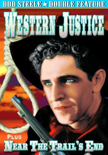 Western Justice (1935) Near Th Steele Bob Bw Nr