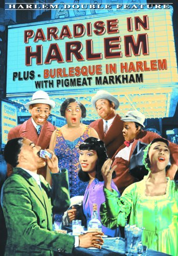 Paradise In Harlem (1940) Burl Harlem Double Feature Bw Nr