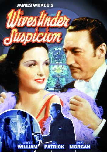 Wives Under Suspicion (1938) William Lundigan Bw Nr