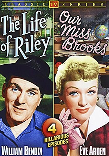 Life Of Riley (1949 53) Our Mi 50s Tv Comedy Double Feature Bw Nr