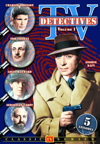 Tv Detectives Tv Detectives Vol. 1 Bw Nr