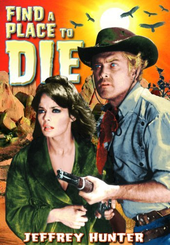 Find A Place To Die (1968) Hunter Jeffrey Nr