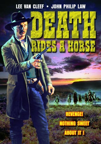 Death Rides A Horse (1969) Van Cleef Law Nr