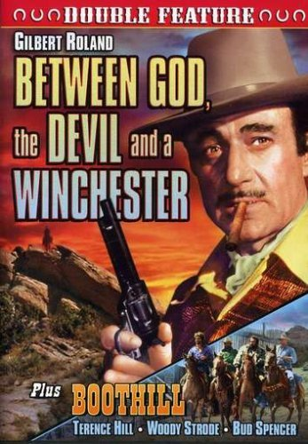 Between God Devil & A Winchest Euro Western Double Feature Nr
