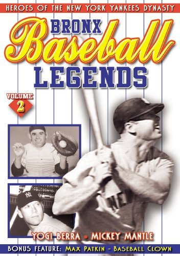 Vol. 2 Bronx Baseball Legends Nr