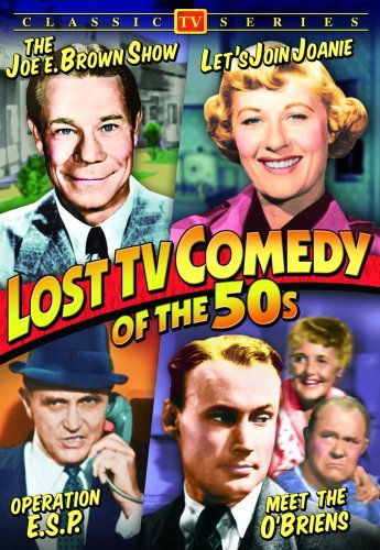Lost Tv Comedy Of The 50's Lost Tv Comedy Of The 50's Bw Nr