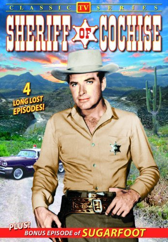 Sheriff Of Cochise Sheriff Of Cochise Vol. 1 Bw Nr