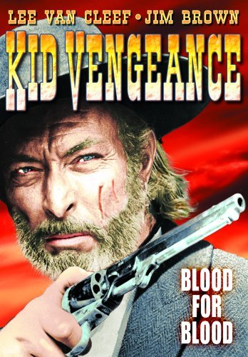 Kid Vengeance (1977) Van Cleef Brown Garrett Nr