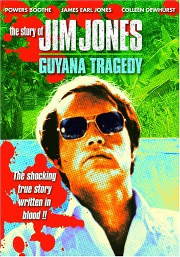 Jim Jones Story Guyana Traged Boothe Beatty Cara Nr