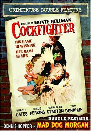 Cockfighter (1974) Mad Dog Mor Grindhouse Double Feature Nr