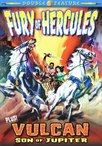 Fury Of Hercules (1962) Vulcan Sword & Sandal Double Feature Nr
