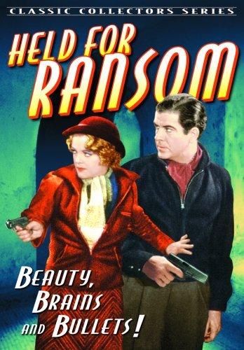 Held For Ransom (1938) Mehaffey Withers Warren Mulhal Bw Nr