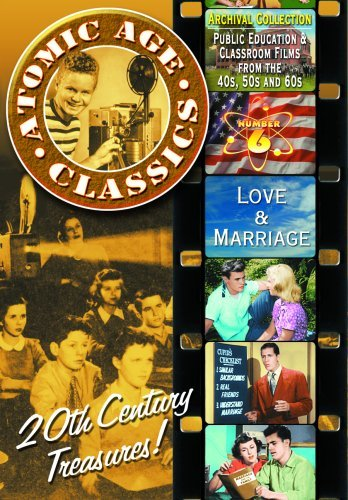 Atomic Age Classics Vol. 6 Love & Marriage Bw Nr