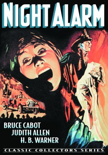 Night Alarm (1934) Cabot Allen Warner Hardy Knigh Bw Nr