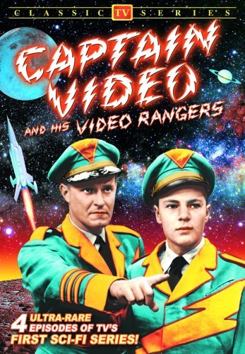 Captain Video & His Video Rang Captain Video & His Video Rang Bw Nr