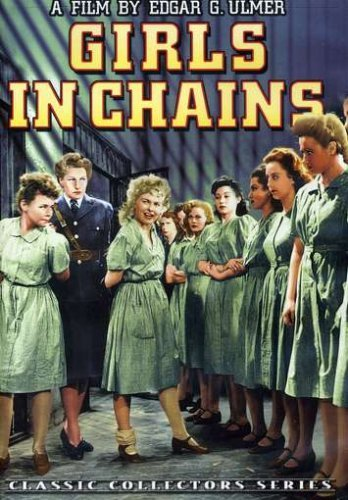 Girls In Chains (1943) Judge Clark Raymond Pepper Bw Nr