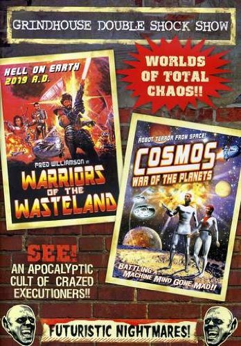 Warriors Of The Wasteland (198 Grindhouse Double Shock Show Nr