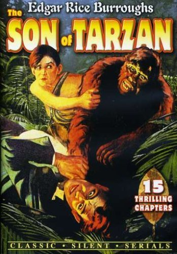 Son Of Tarzan (1920) Searle Tabler Martan Bw Nr