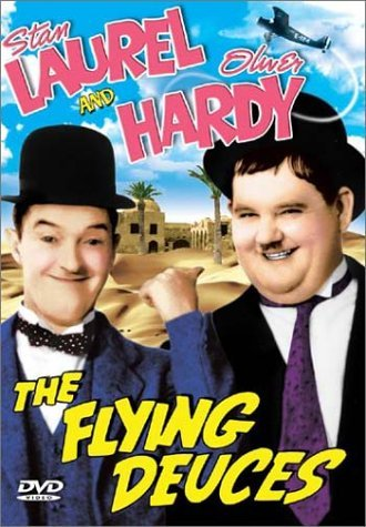 Flying Deuces (1939) Laurel Hardy Parker Bw Nr