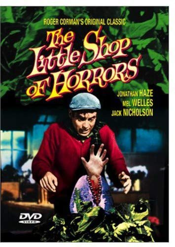 Little Shop Of Horrors (1960) Nicholson Haze Joseph Welles M Bw Nr