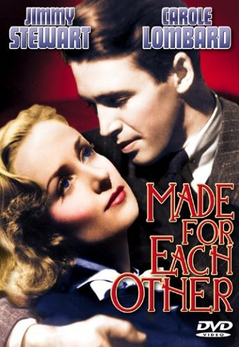 Made For Each Other Lombard Stewart Coburn Watson Bw Nr