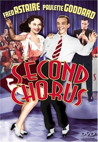 Second Chorus Astaire Goddard Meredith Bw Nr