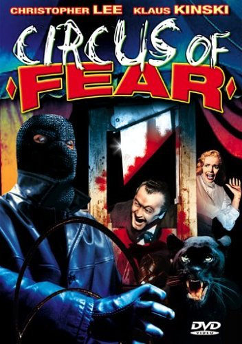 Circus Of Fear Lee Christopher Nr