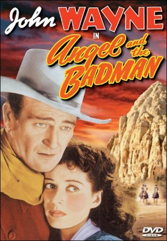 Angel & The Badman (1947) Wayne Russell Carey Cabot Rich Bw Nr