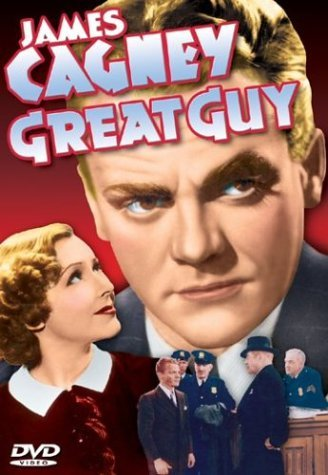 Great Guy (1936) Cagney Clarke Burke Brophy Kol Bw Nr
