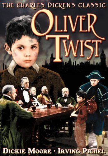Oliver Twist Moore Pichel Bw Nr