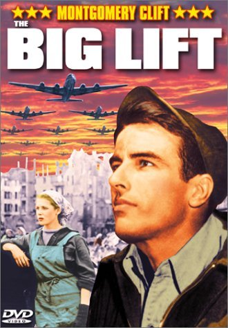 Big Lift (1950) Clift Douglas Borchers Lobel H Bw Nr