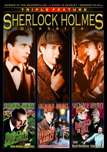 Murder At The Baskervilles A S Sherlock Holmes Classics Tripl Bw Nr